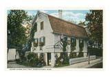 Adams Tavern, Norwichtown, Connecticut Prints