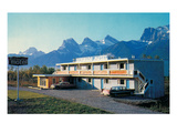 Eldorado Motel in the Mountains Prints