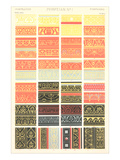 Pompeii Borders and Motifs Prints