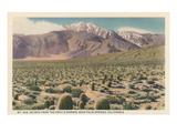 Devil's Garden, Mt. San Jacinto, California Posters