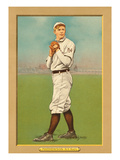 Early Baseball Card, Christy Mathewson Art