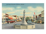 Boll Weevil Monument, Enterprise, Alabama Kunstdrucke