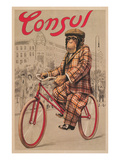 Poster for Consul Bicycles Posters
