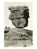 Balanced Rock, Garden of the Gods, Colorado Posters