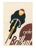 Brillian Cycles Print