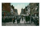 Vintage Yonge Street, Toronto, Canada Print