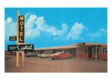 Central Motel Print