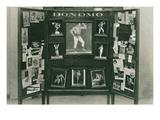 Bulletin Board for Body Building Art