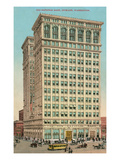 Old National Bank, Spokane, Washington Poster