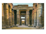 Temple at Karnak, Luxor, Egypt Prints