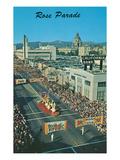 Pasadena Rose Parade Prints