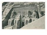 Abu Simbel, Egypt Prints