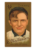 Early Baseball Card, Christy Mathewson Prints