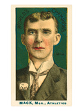Early Baseball Card, Connie Mack Prints