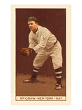 Early Baseball Card, John Mcgraw Poster