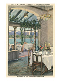 Lake Merritt Hotel, Oakland, California Print