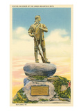 Green Mountain Boy, Rutland, Vermont Prints
