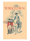 Battle of Yorktown, Virginia Posters