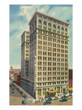 Old National Bank, Spokane, Washington Posters