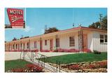 Motel L-Ranko Print