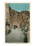 Claypool Tunnel, Globe, Arizona Poster