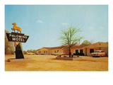 Palomino Motel Poster