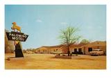 Palomino Motel Print