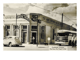 Bus Depot, Tombstone, Arizona Prints
