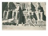Abu Simbel, Egypt Art