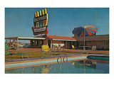 Hacienda Motel Poster