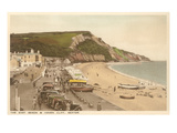 East Beach, Seaton, Devon Prints