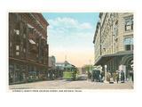 Vintage San Antonio Posters