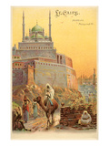 Mosque of Mohammed Ali, Cairo, Egypt Posters
