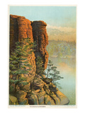 The Dells of Wisconsin Print