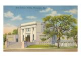 State Judiciary Building, Montgomery, Alabama Poster