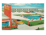 Sun Breeze Motel Poster