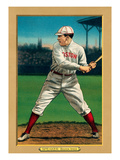 Early Baseball Card, Tris Speaker Posters