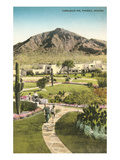 Camelback Inn, Phoenix, Arizona Print