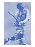 Tris Speaker, Baseball Player Print