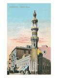 Attarine Mosque, Alexandria, Egypt Prints