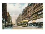 Deansgate, Manchester, England Prints