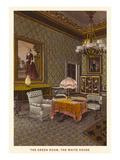 Green Room, White House Poster