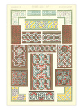 Moorish Borders and Motifs Posters