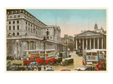 Bank of England, Royal Exchange, London Art