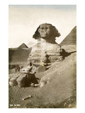 The Sphinx Prints