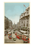 Regent Street, London, England Prints