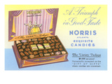 Box of Chocolates, Advertisement Posters