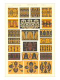Greek Borders and Motifs Prints