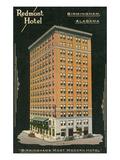 Redmont Hotel, Birmingham, Alabama Kunstdrucke