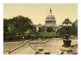 The Capitol, Washington, DC Prints